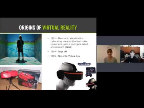 Virtual Reality - a new perspective for creative industries