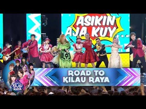 Awalnya Battle Dance Asikin Aja Kuy, Eh Inul Malah Dapat Surprise! - Road To Kilau Raya (21/1)