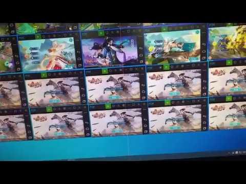 [Pcgialap.com] Máy Tính PC Cấu Hình Test Chạy 20 Tab NOX (có Thể Hơn) Game Võ Lâm Mobile VNG
