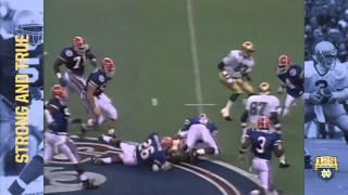1992 vs. Florida - Sugar Bowl - 125 Years of Notre Dame Football - Moment #122