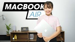 Lý do gì mà các bạn nữ thích và nên mua Macbook Air?
