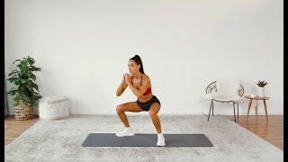 Kayla Itsines's 4-Week No-Equipment Workout Plan: 28-Minute Leg Workout