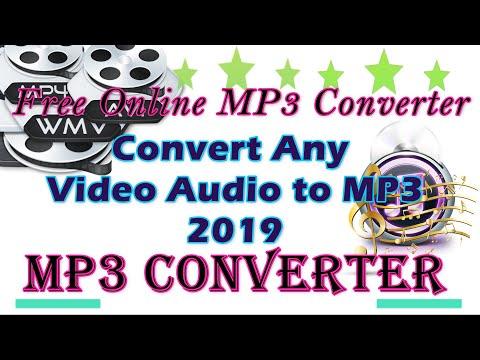 MP3 converter -  Convert MP3 files online.