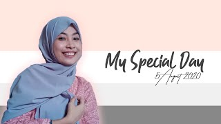 My Special Day | 5 August 2020