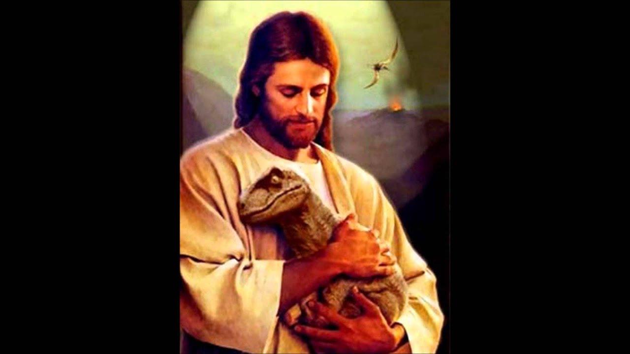 baby raptor with jesus youtube