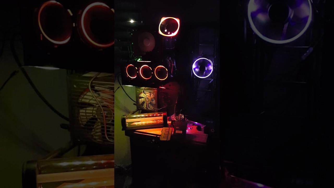 Nxzt Hue Lights An 1 Fan Music