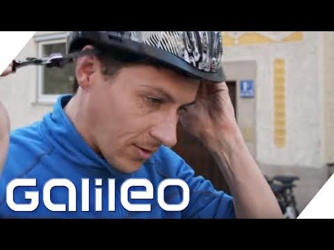 Was mache ich, wenn...Fahrradfahren im Sommer | Galileo | ProSieben