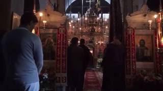 Doamne strigat-am (Sfântul Munte Athos - Buna Vestire 2012)