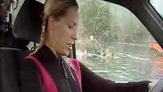 """DLRG Übung """"Bitte nicht nachmachen"""" Troisdorf 2007 WDR3"""