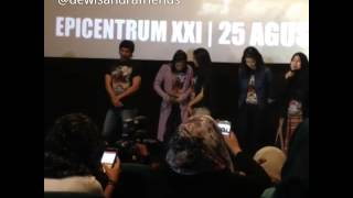 Dewi Sandra Launching Trailer Haji Backpacker 3