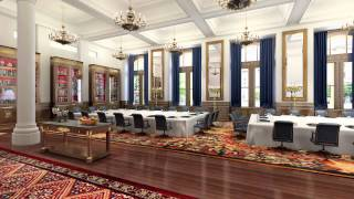 Architectural and Design Unveiling of Trump International Hotel- The Old Post Office- D.C.