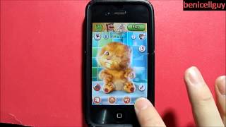 Review: Talking Ginger For iPhone And iPod Touch