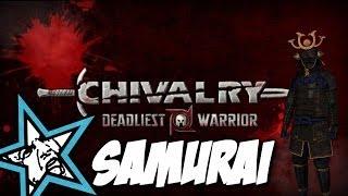 Chivalry: Deadliest Warrior - Samurai Gameplay