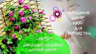 видео Как украсить балкон