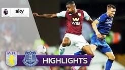 Wesley bringt Villa auf Siegerstraße | Aston Villa - FC Everton | Highlights - Premier League 19/20