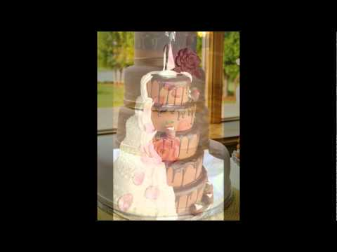 Wedding Cakes | Wedding Cakes Pictures | Simple Wedding Cakes