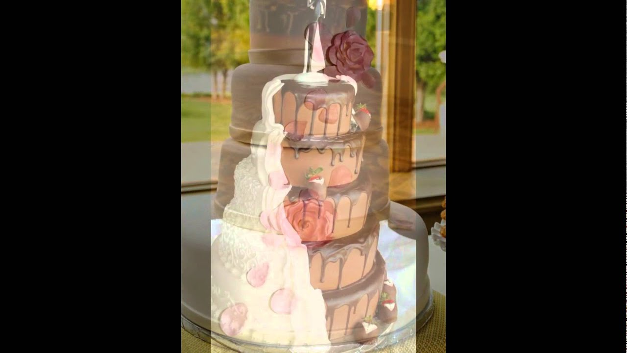Wedding cakes wedding cakes pictures simple wedding cakes youtube junglespirit Gallery