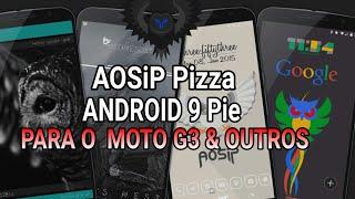 AOSiP 9 0