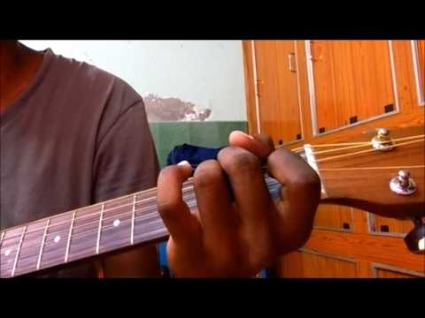 Emo Emo Telugu Song - Katamarayudu | Guitar Lesson For Beginners