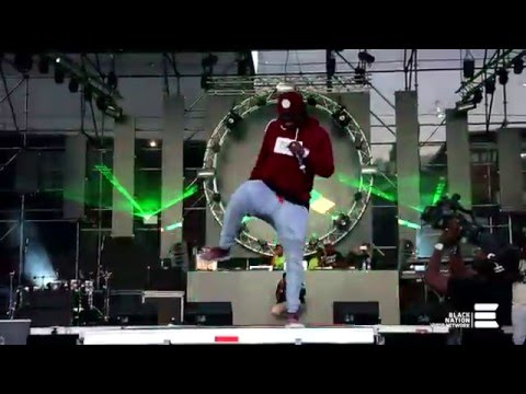 BLACKNATION VIDEO NETWORK presents STILO MAGOLIDE (LIVE AT BACK TO THE CITY)