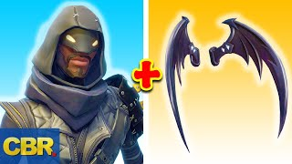 10 Best Looking Fortnite Skins And Back Blings Combos SEASON 6