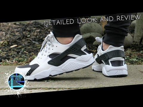 Nike Air Huarache | Detailed Look and Review