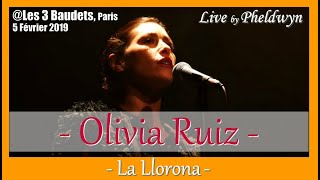 Olivia Ruiz en reine de cérémonie pour célébrer une nouvelle ère po...