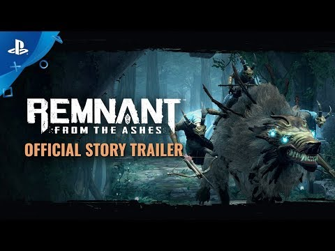 Remnant: From the Ashes - E3 2019 Story Trailer | PS4