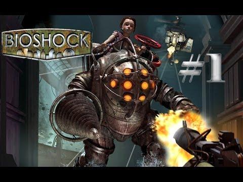 Bioshock Gameplay Español // #1 Ni dioses ni reyes solo el hombre