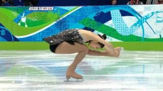 100224 벤쿠버올림픽 김연아 피겨스케이팅 숏트프로그램 고화질