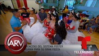 Quinceañeras hispanas se llevan tremenda sorpresa para su celebración | Al Rojo Vivo | Telemundo