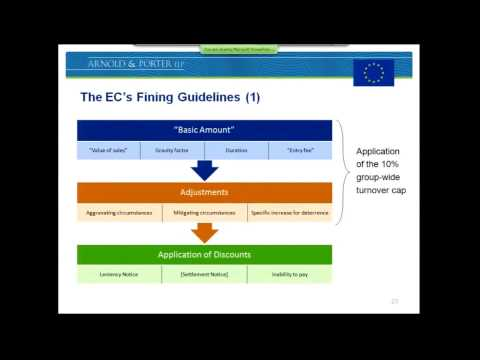 US and EU Cartel Investigations Stage 3: How to Bring Cartel Investigations to an End