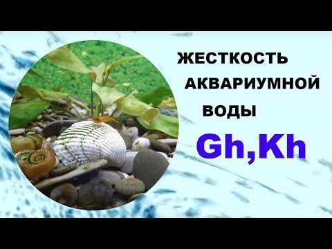 Как понизить gh воды в аквариуме