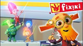 FIXIKI - Internetul (Ep.44) Desene animate în română pentru copii