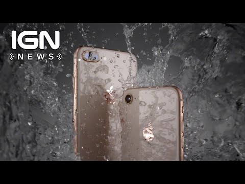 iPhone 8, iPhone 8 Plus Announced - IGN News