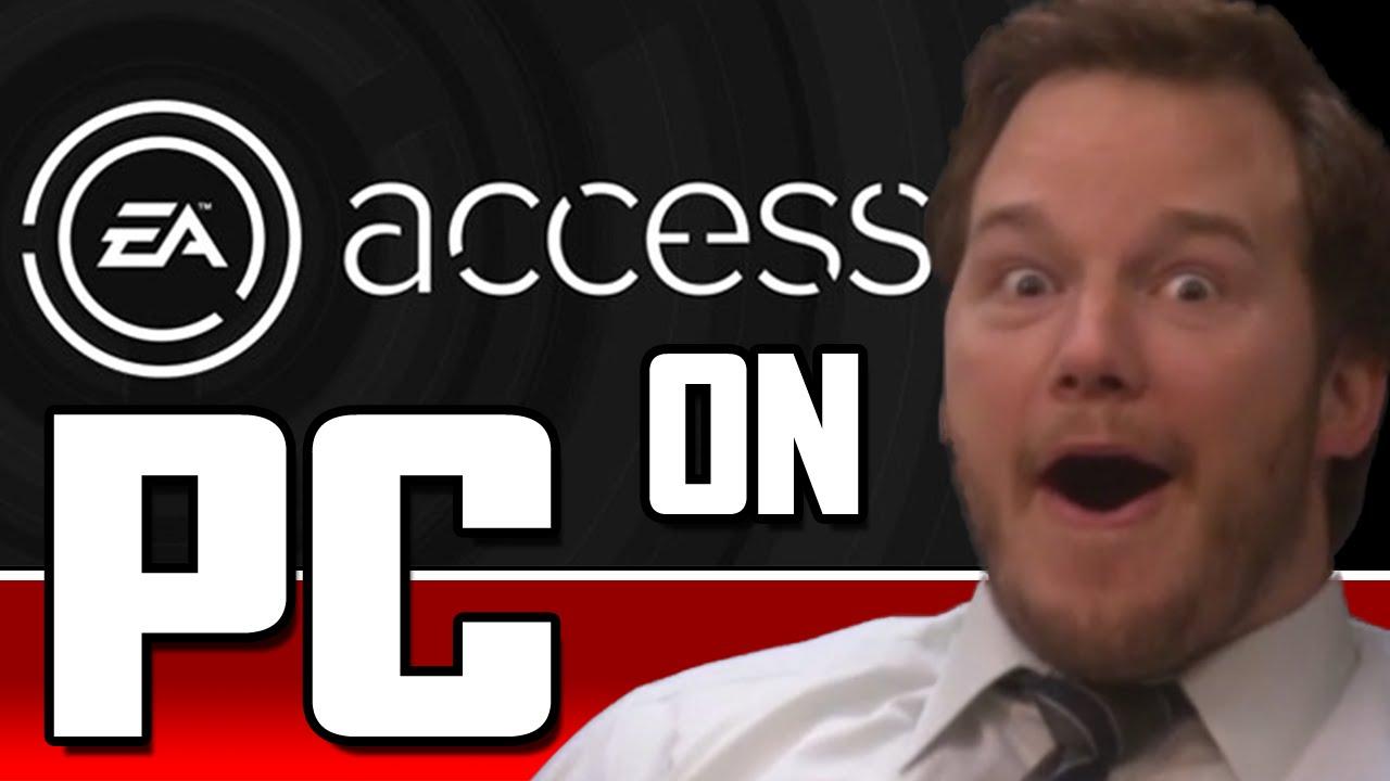 EA Access Comes to PC - Origin Access vs EA Access on Xbox One - PS4 Still  MIA
