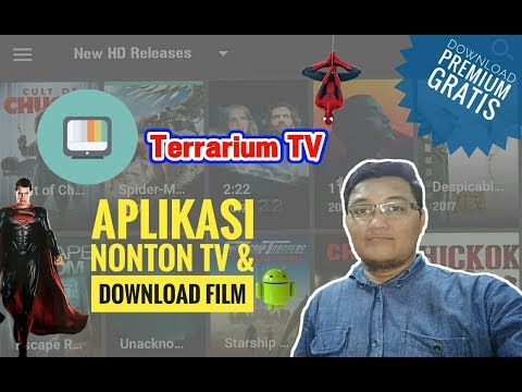 Terrarium TV Cara Baru Nonton TV & Download Film Terbaru | Aplikasi Android |