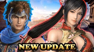 DYNASTY WARRIORS 9 New Update Characters, Informal Outfits, FanArt & Other 『真・三國無双8』 新しいアップデート Mp3