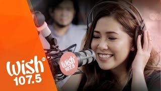 "Moira Dela Torre sings ""We And Us"" LIVE on Wish 107.5 Bus"