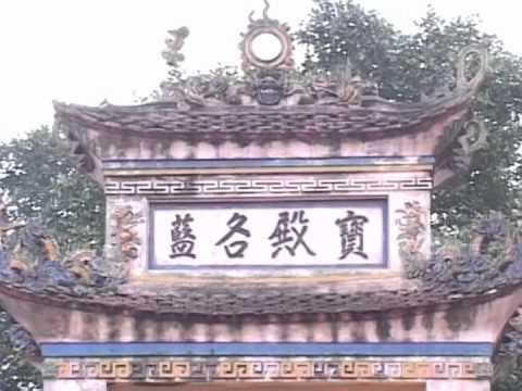 Cậu Lương Ninh Bình hầu Thánh - Trình Đồng mở Phủ Mẫu Thượng Linh Từ
