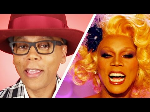 RuPaul Gives Advice To Young Drag Queens