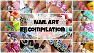 nail art compilation lifeisnails