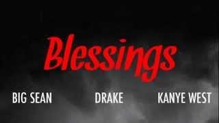 Video Blessings[Clean] Big Sean ft Drake download MP3, 3GP, MP4, WEBM, AVI, FLV Juni 2018