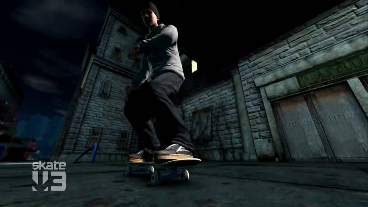 Skate 3: After Dark DLC | jetsetnick