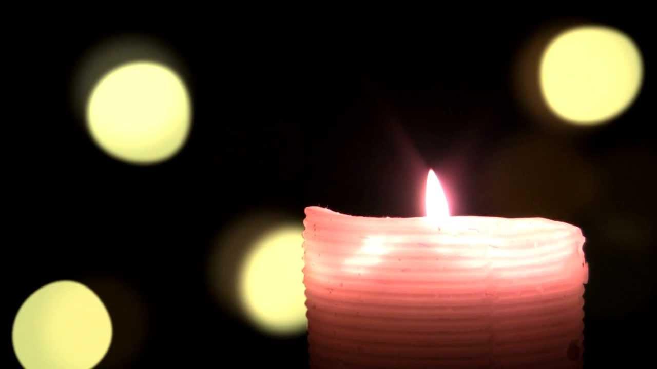 candlelight motion background