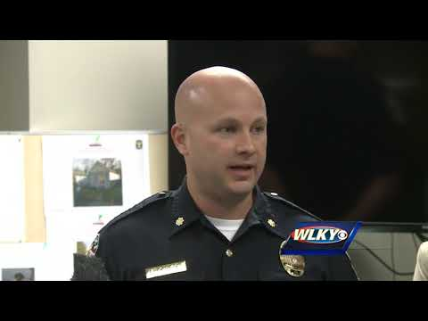 Louisville Metro police announce 3 arrests in downtown car break-ins