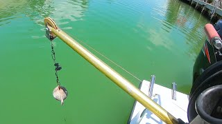 How to Rig a Fishing Downrigger