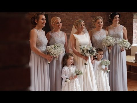 Nia & Ian: Wedding Highlights