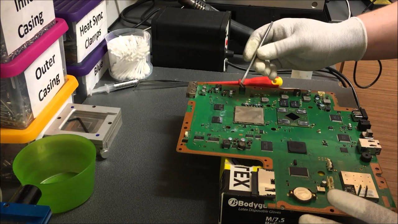 Cum să dezasamblați o grăsime PS3 pentru ao curăța