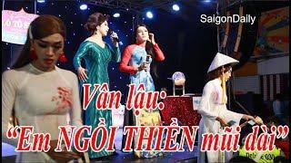 Lô tô show : Lộ Lộ choáng khi Phi Thanh Vân lậu CHỈ NGỒI THIỀN MŨI SẼ DÀI